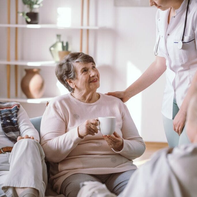 The difference between home care and assisted living in Modesto, CA